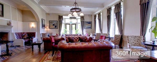 Solis Lough Eske Hotel