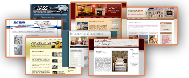 examples of web design