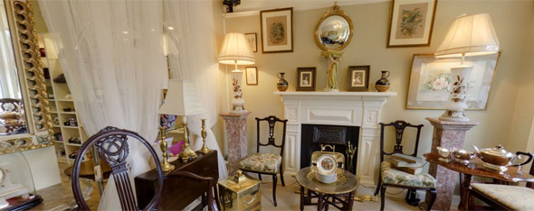 Mourne Antiques 360 Degree Virtual Tour